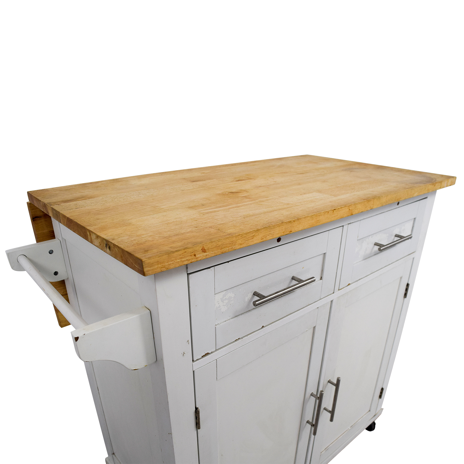 Target Target White Kitchen Island / Tables