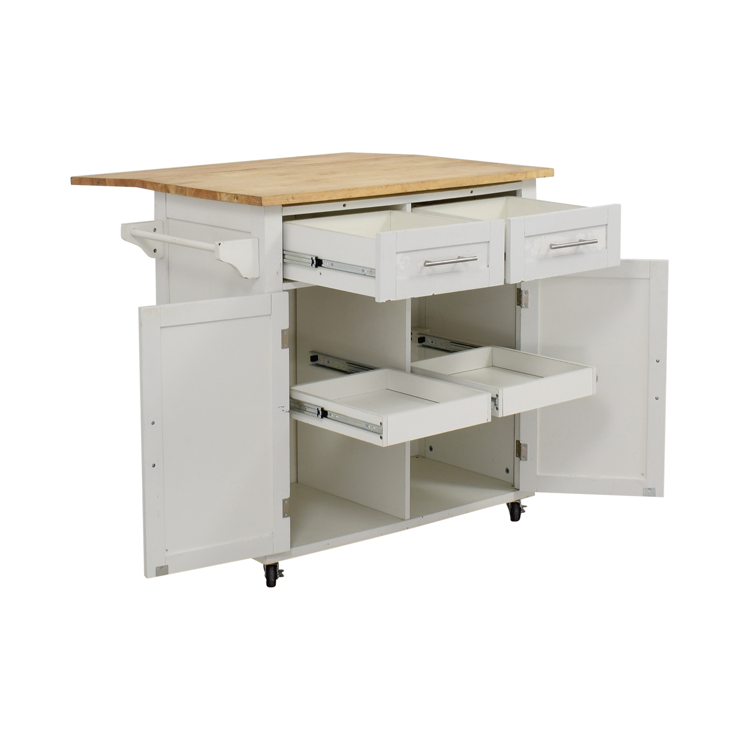 Target Kitchen Tables: Target Target White Kitchen Island / Tables