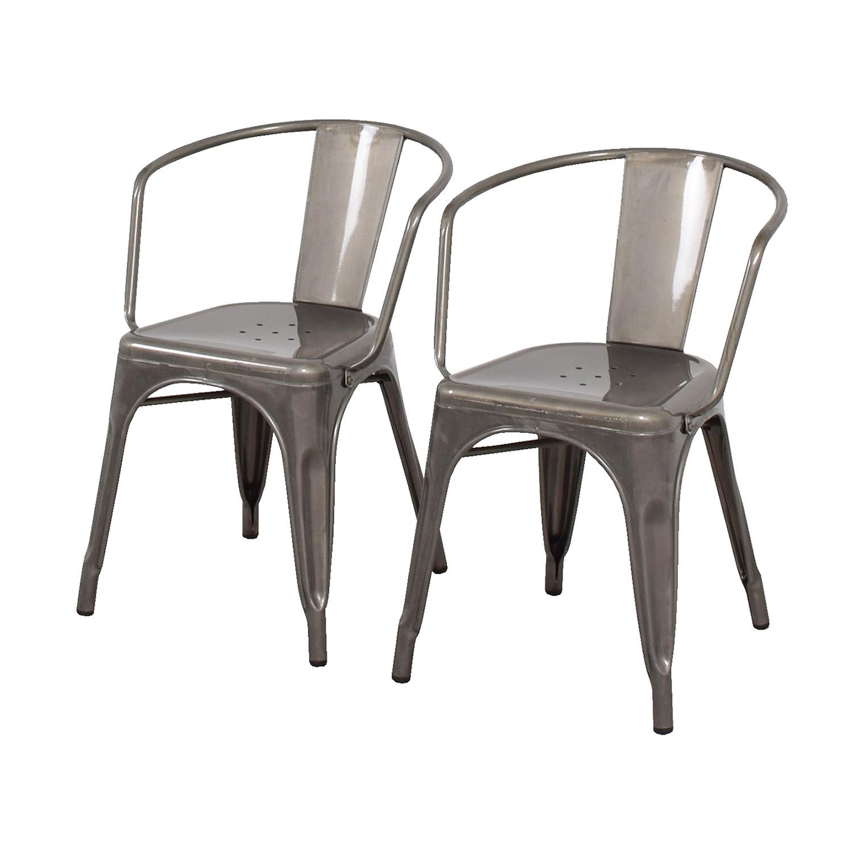 Target Target Carlisle Metal Dining Chair nj