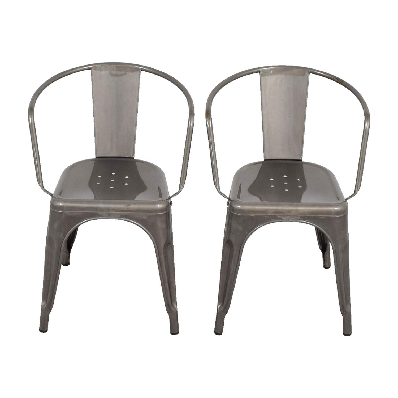 Target Target Carlisle Metal Dining Chair nyc