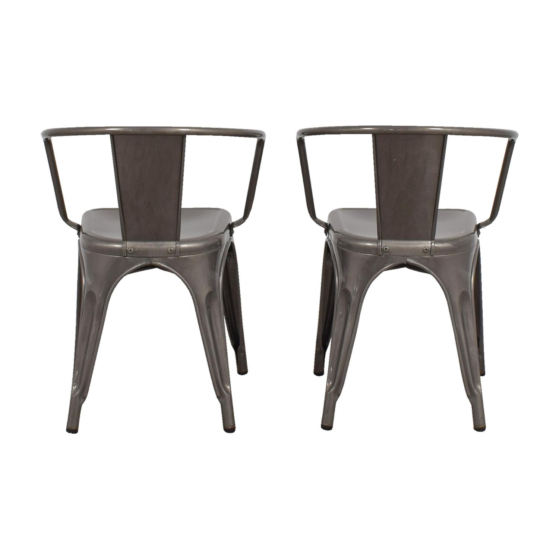 Target Target Carlisle Metal Dining Chair on sale