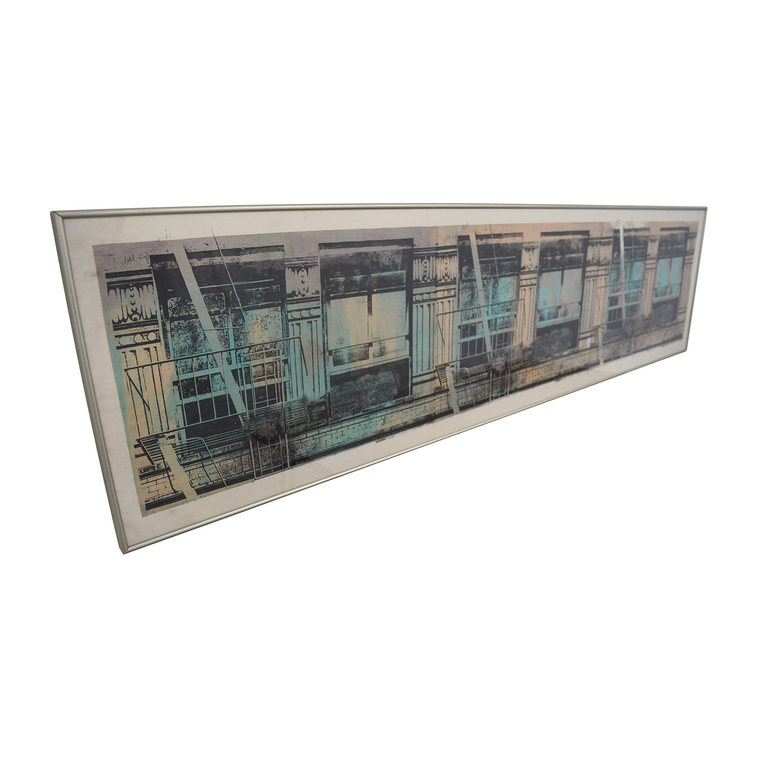buy Industrial NYC Canvas Wall Art online