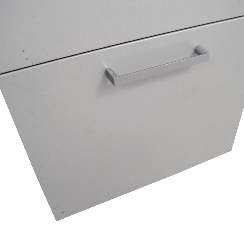 buy Allsteel Mobile Cabinet Allsteel Filing & Bins