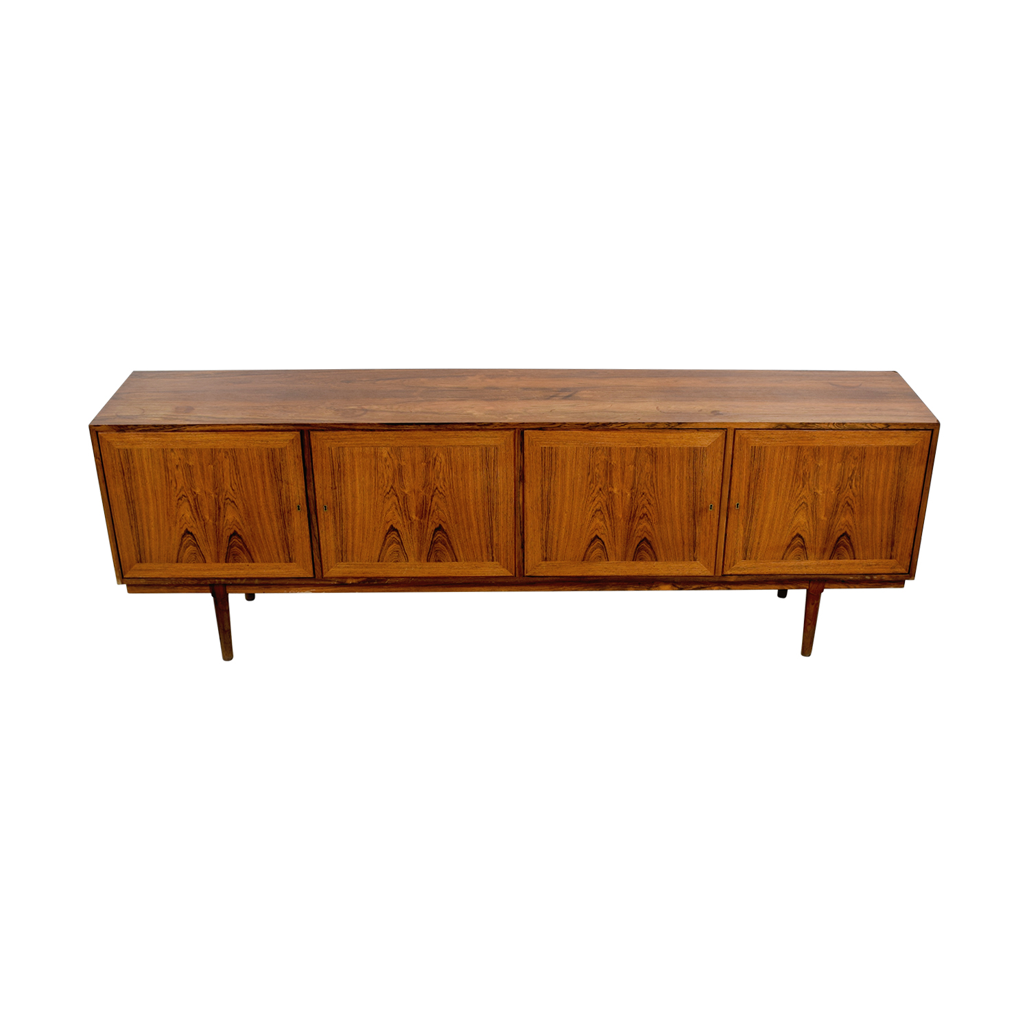 shop Antique Danish Wooden Credenza  Sofas