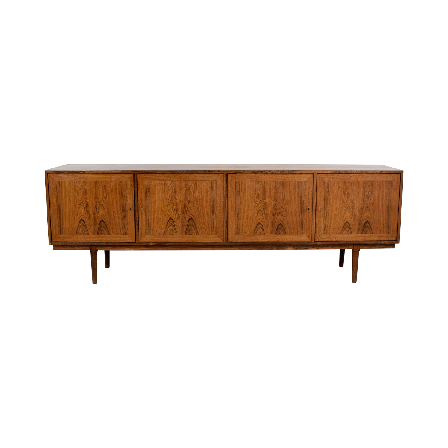 Antique Danish Wooden Credenza nyc