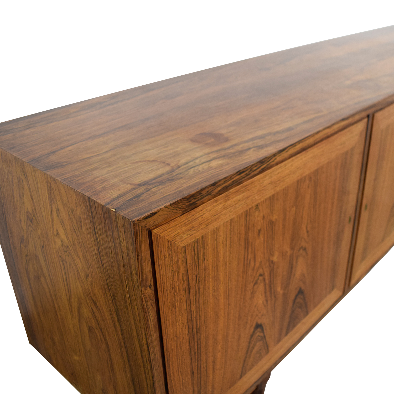 buy Antique Danish Wooden Credenza Media Units