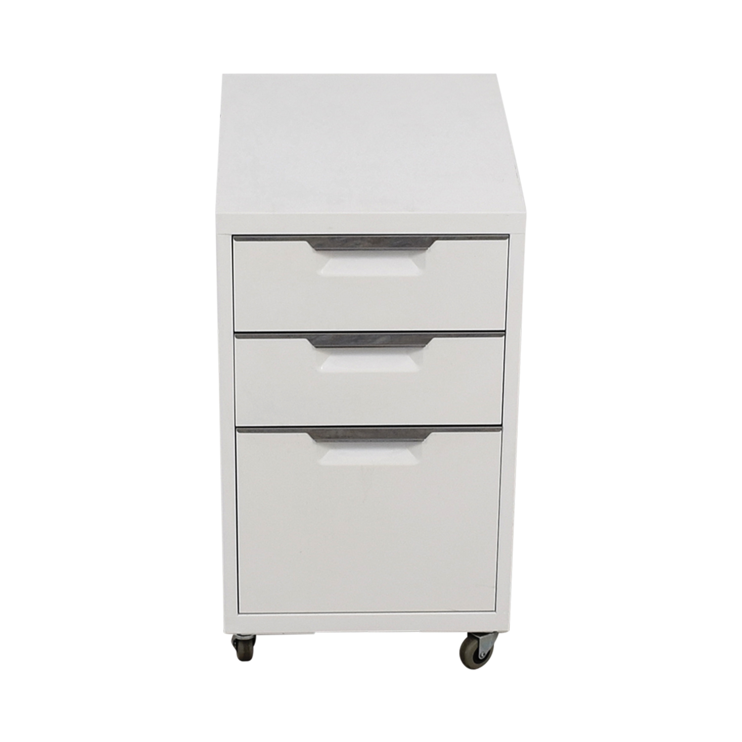 CB2 CB2 TPS White 3-Drawer Filing Cabinet coupon