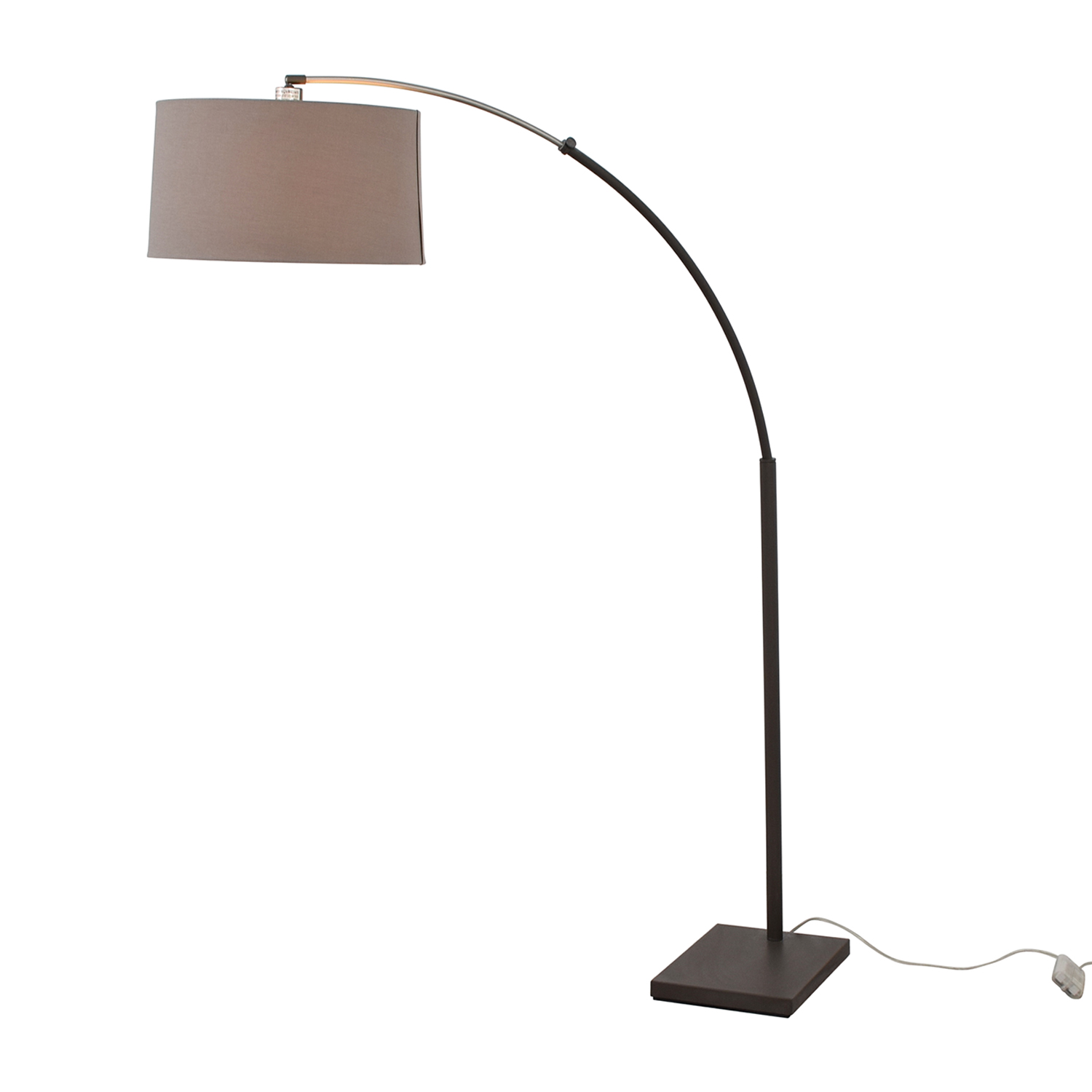 Metal Arched Standing Lamp