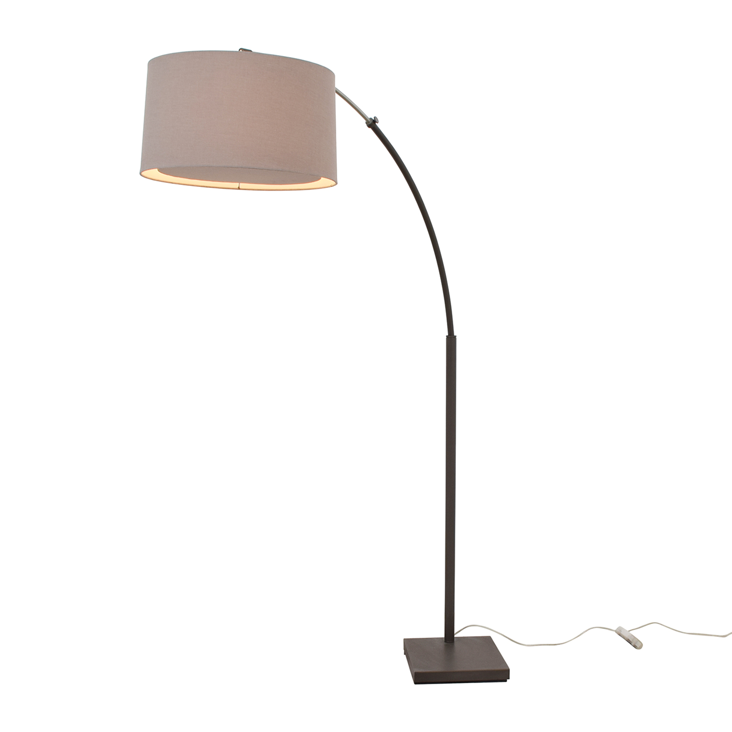 Metal Arched Standing Lamp coupon