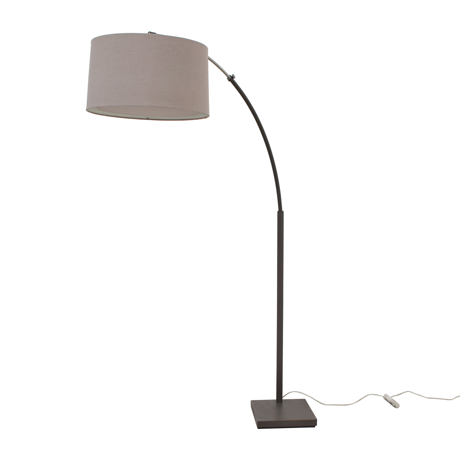 Metal Arched Standing Lamp discount