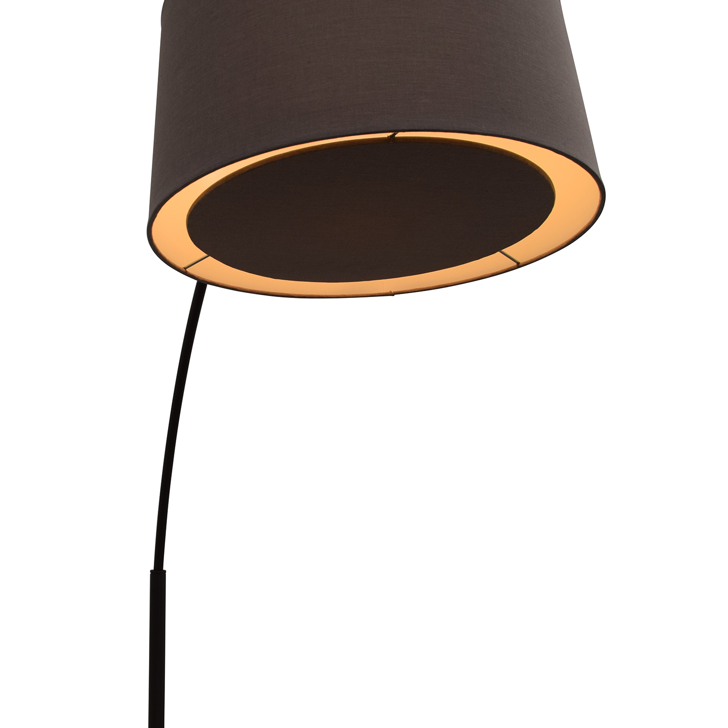 shop Metal Arched Standing Lamp online