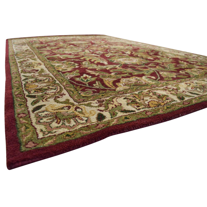 Surya Carpets Kaleen Wool Red Carpet Surya Carpets