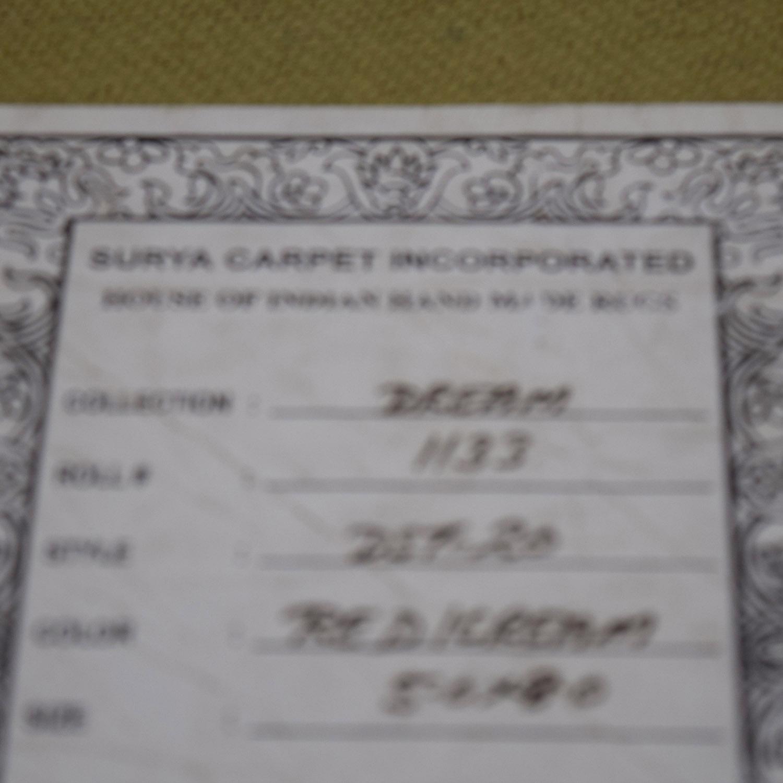 Surya Carpets Kaleen Wool Red Carpet sale