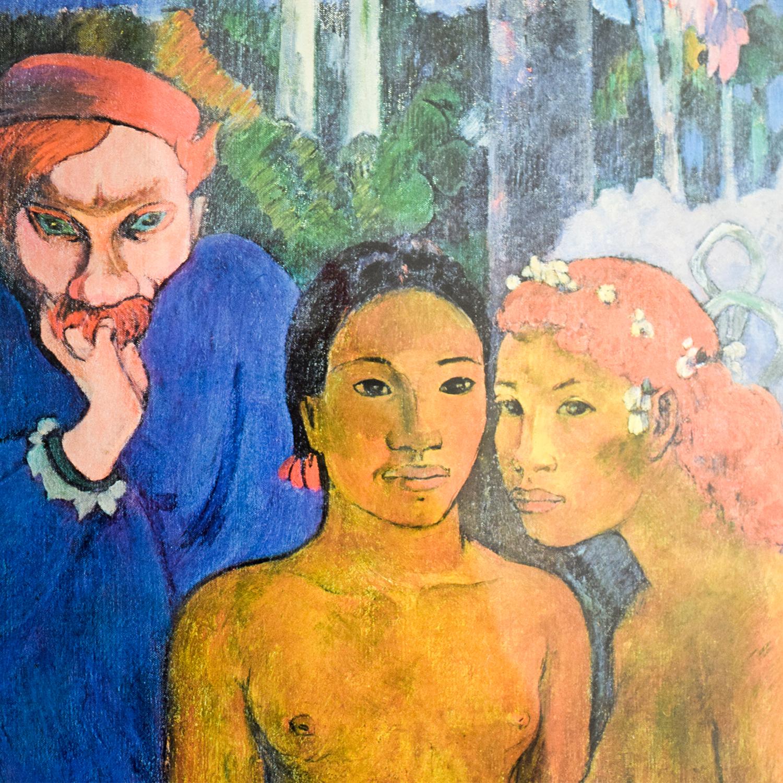 National Gallery of Art National Gallery of Art Paul Gauguin Post Impressionism Poster on sale