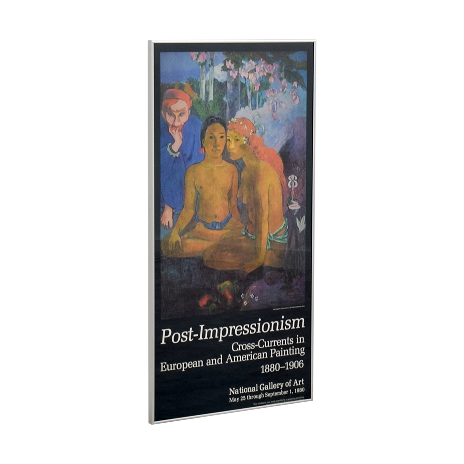 National Gallery of Art National Gallery of Art Paul Gauguin Post Impressionism Poster Wall Art