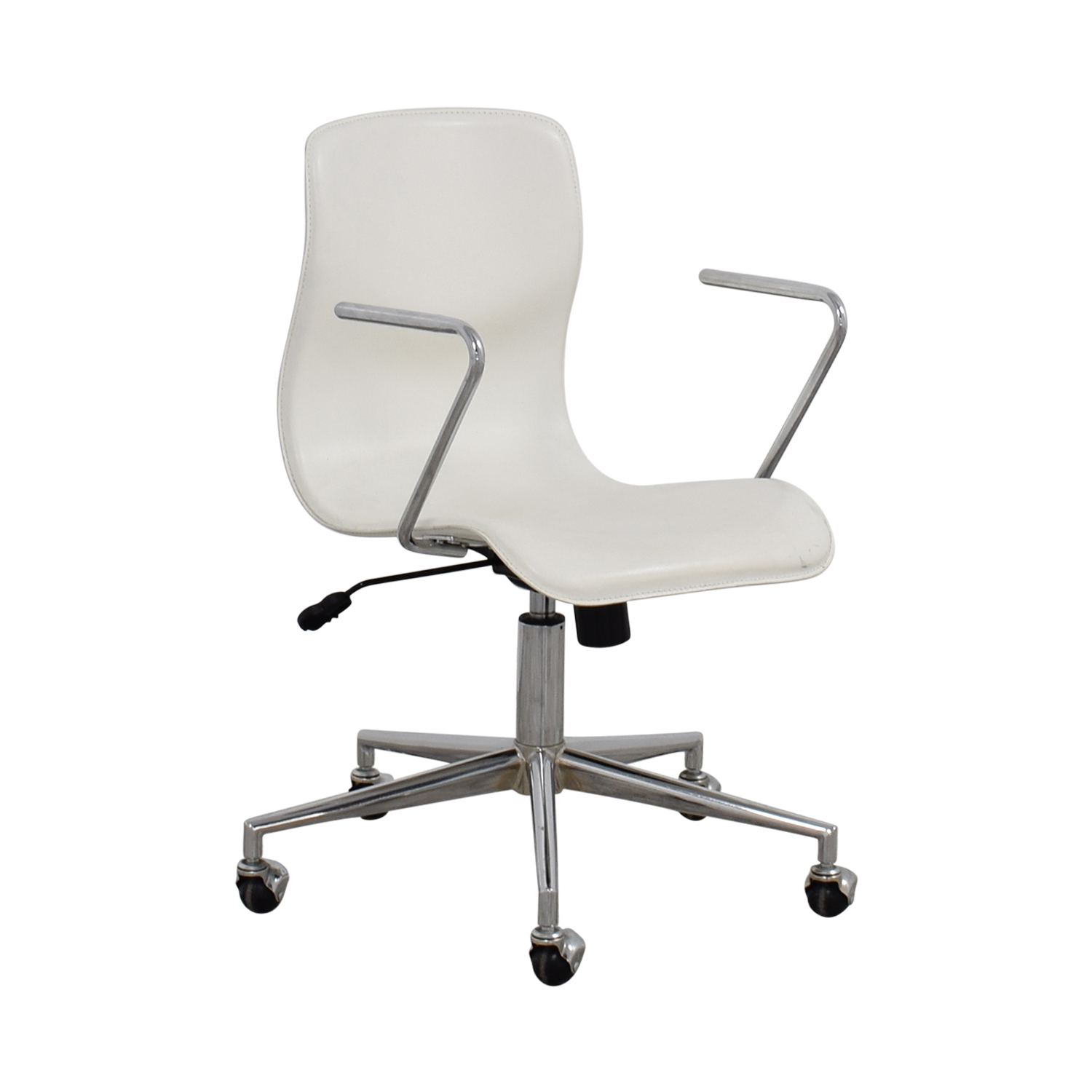 36 Off White Office Chair Chairs