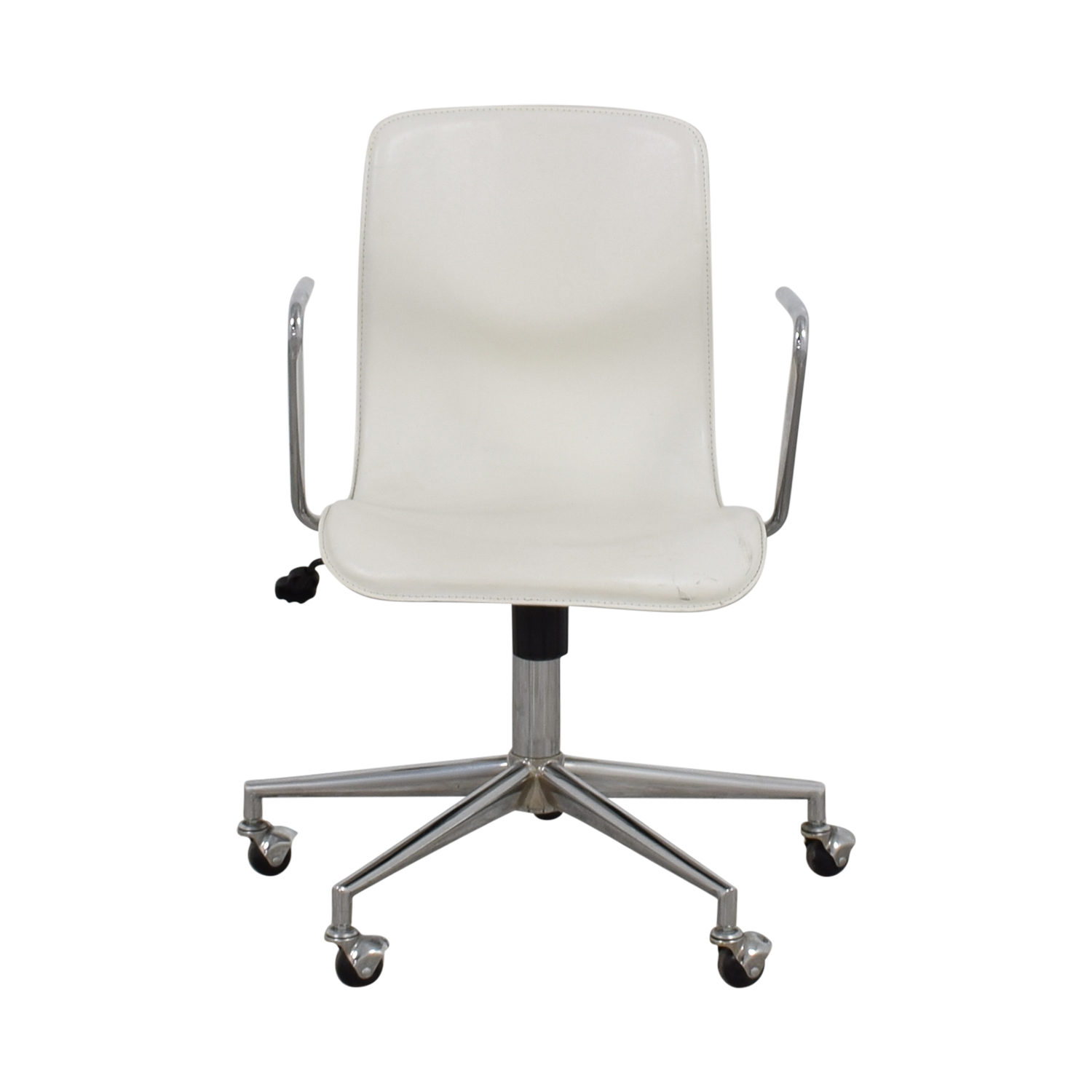 eamessoftpadwhite replica eames management chair pad interior boardroom office white secrets soft