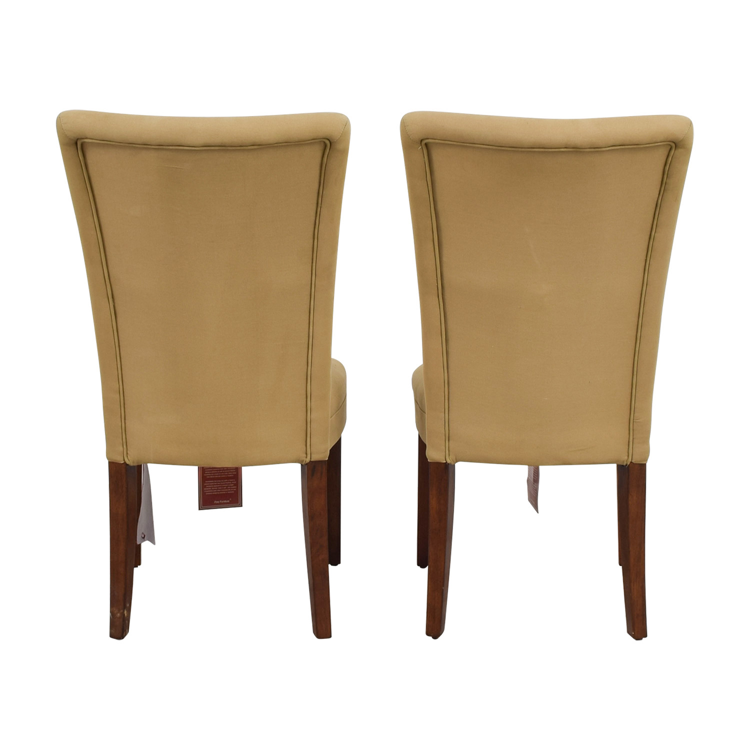 buy Coaster Coaster High Back Tan Chairs online