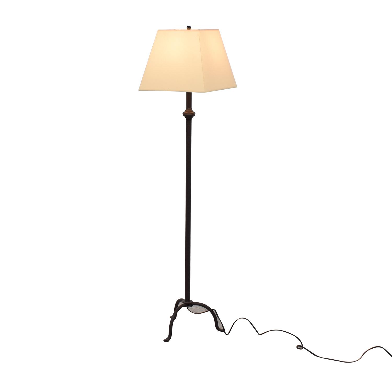 Floor Lamps From Pottery Barn : Off pottery barn floor lamp decor