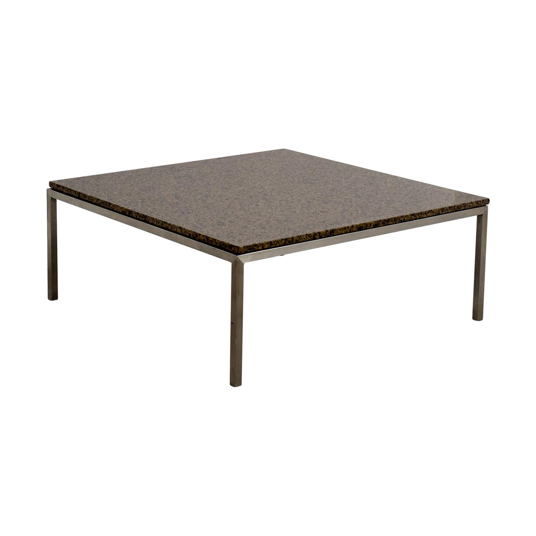 90 Off Room Amp Board Room Amp Board Square Coffee Table