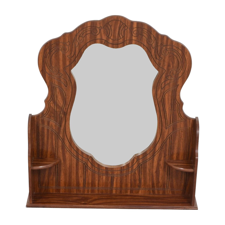 buy Wood Mirror for Dresser online