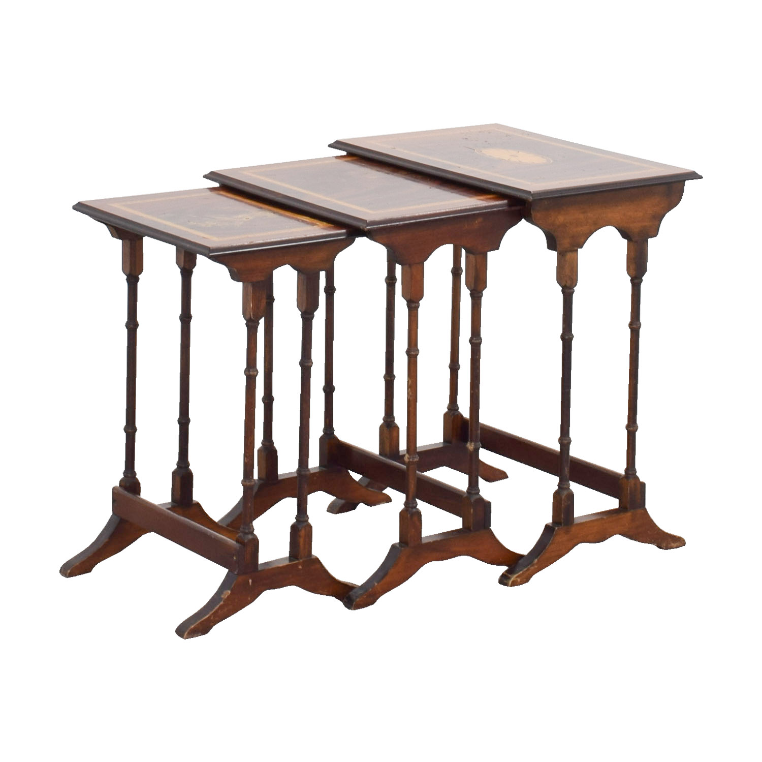 shop Wood Nesting Tables online