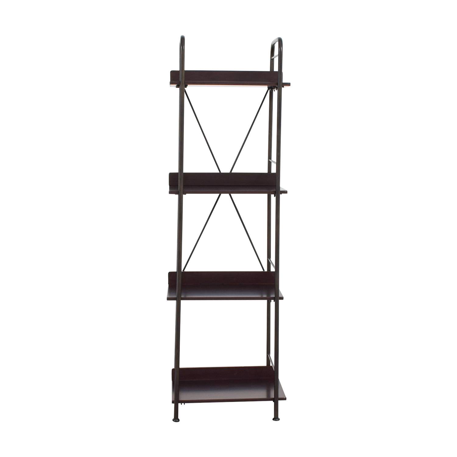 Black Tall Bookcase price