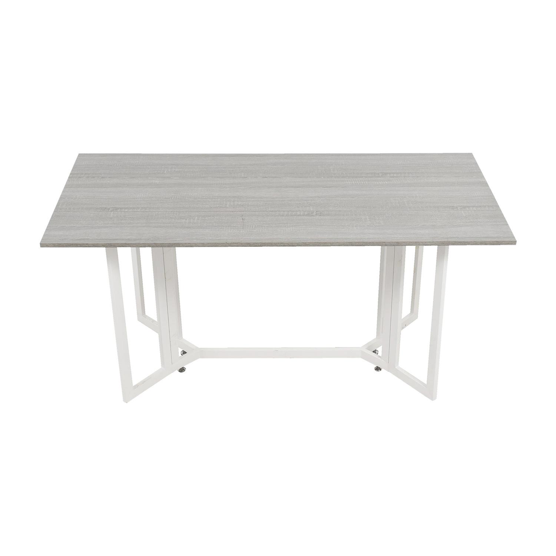 Brayden Studio Brayden Studio Kellar Extendable Dining Table dimensions
