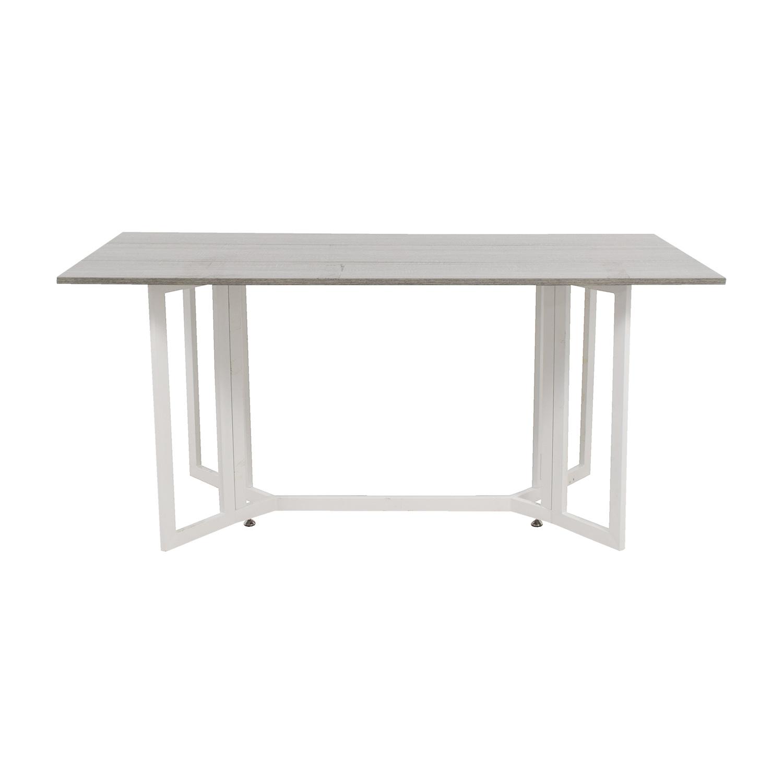 Brayden Studio Brayden Studio Kellar Extendable Dining Table on sale