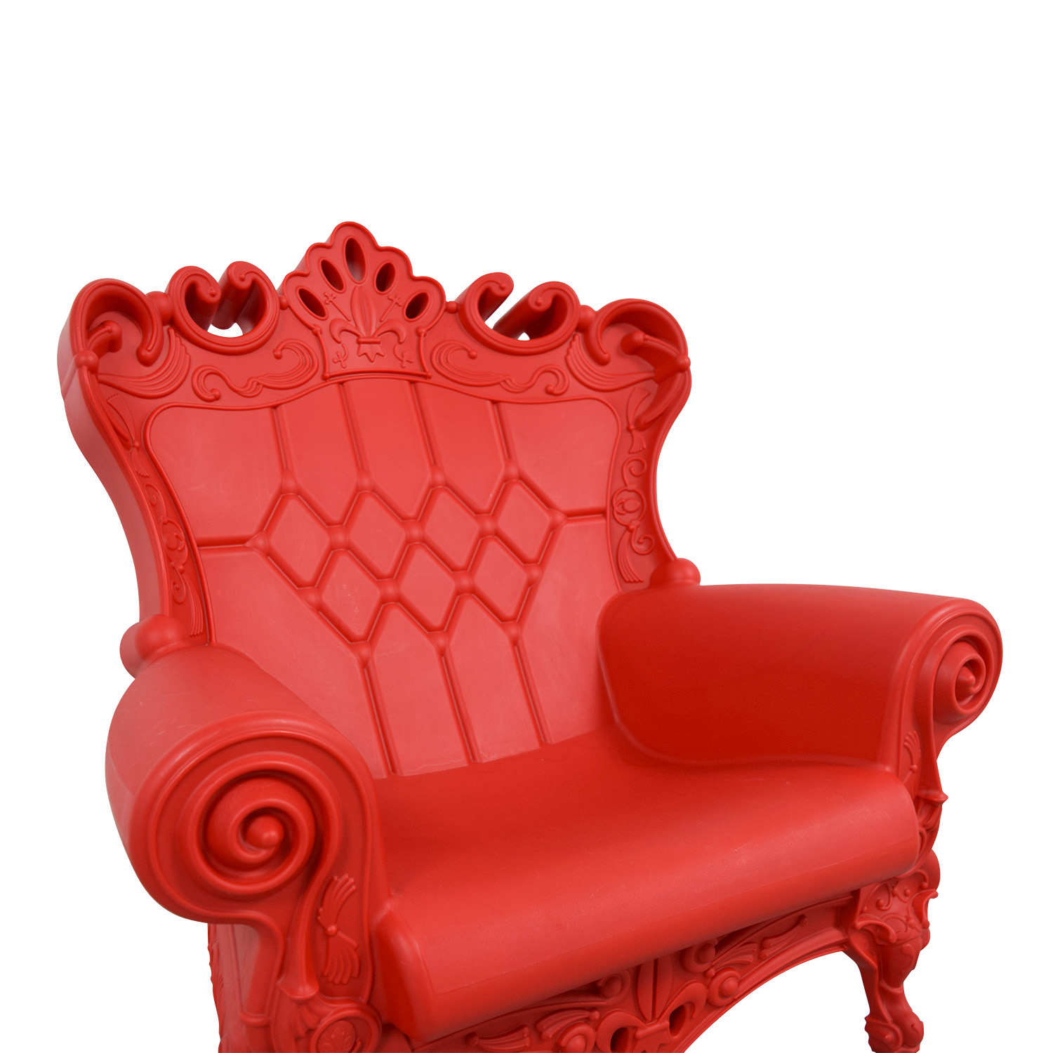 shop Linvin Linvin Queen of Love Chair Red Passion online