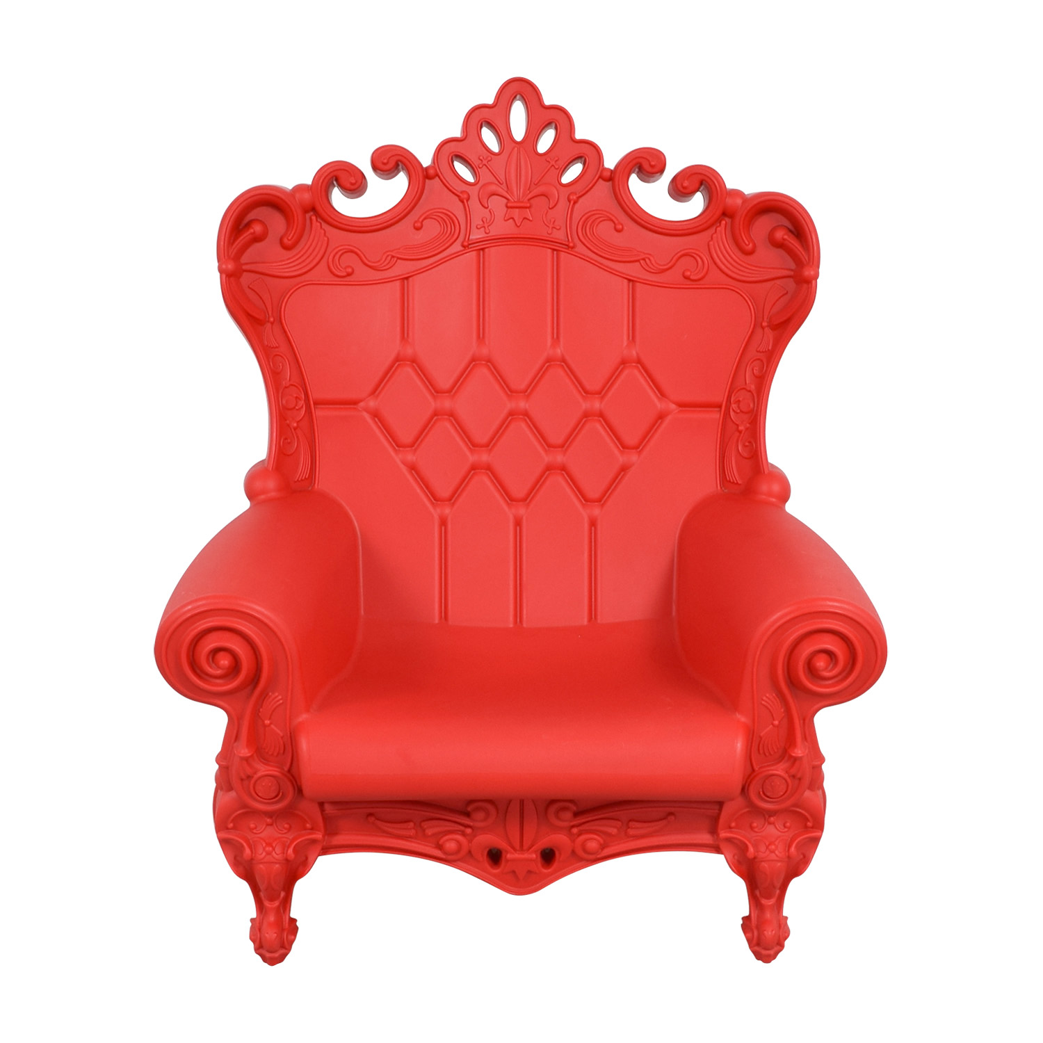 Linvin Linvin Queen of Love Chair Red Passion nyc