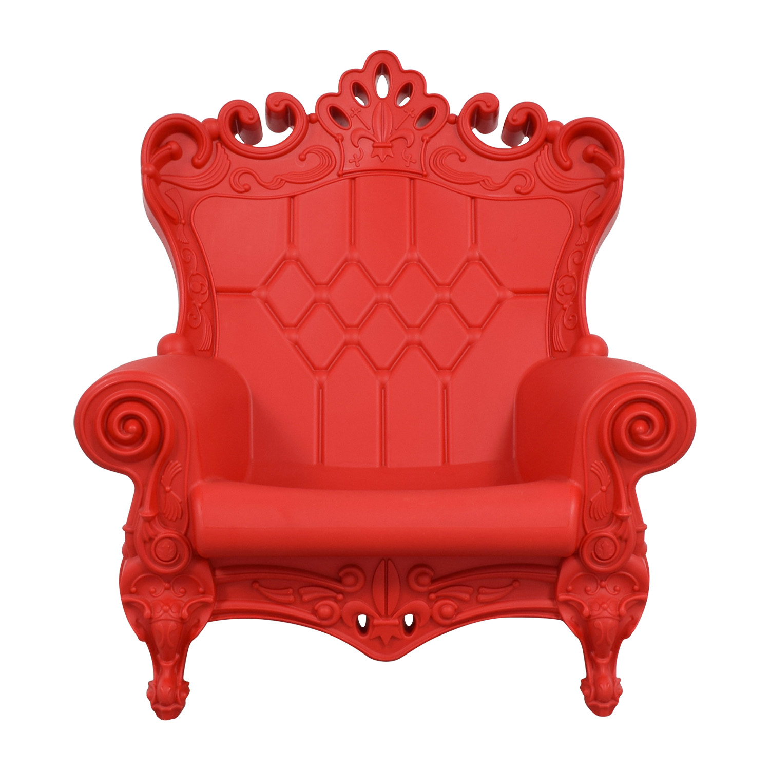 Linvin Linvin Queen of Love Chair Red Passion