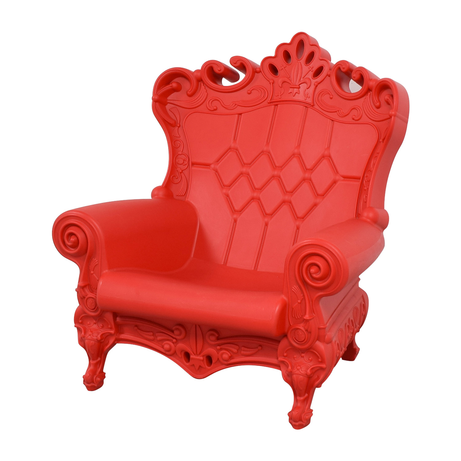Linvin Linvin Queen of Love Chair Red Passion used