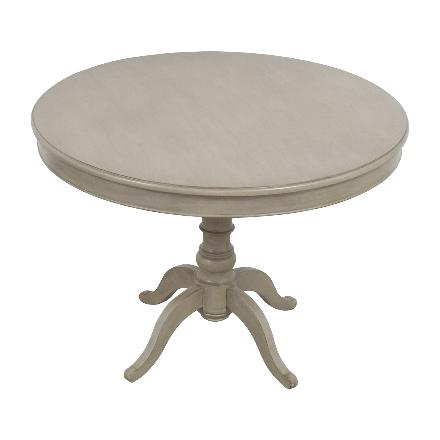 Ballard Ballard Design Round Gray Table discount