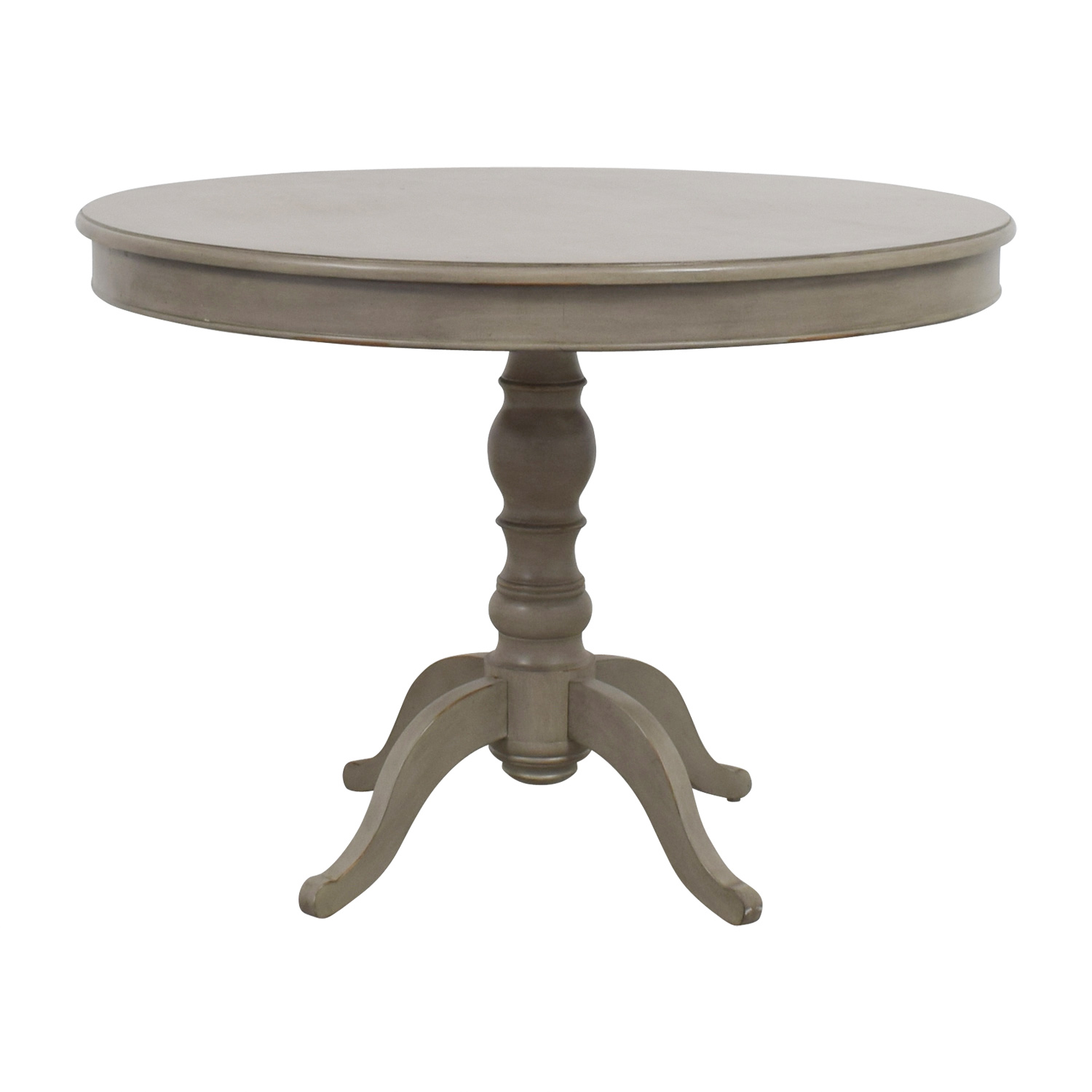 Ballard Ballard Design Round Gray Table for sale