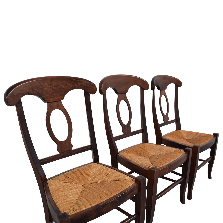 buy Pottery Barn Pottery Barn Napoleon Chairs online