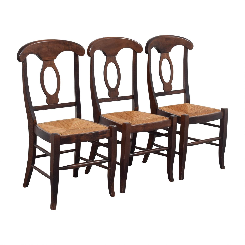 buy Pottery Barn Napoleon Chairs Pottery Barn Chairs