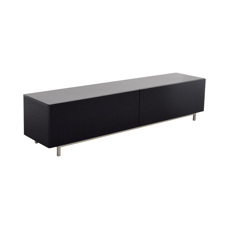 90 off boconcept boconcept volani credenza storage. Black Bedroom Furniture Sets. Home Design Ideas