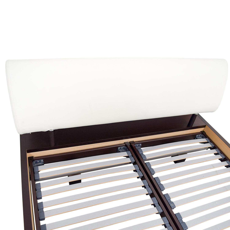 Roche Bobois Roche Bobois Reflet Queen Bed Frame
