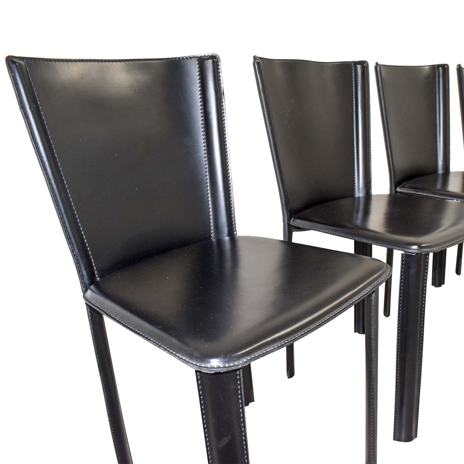 buy Design Within Reach Allegro Black Dining Chairs Design Within Reach