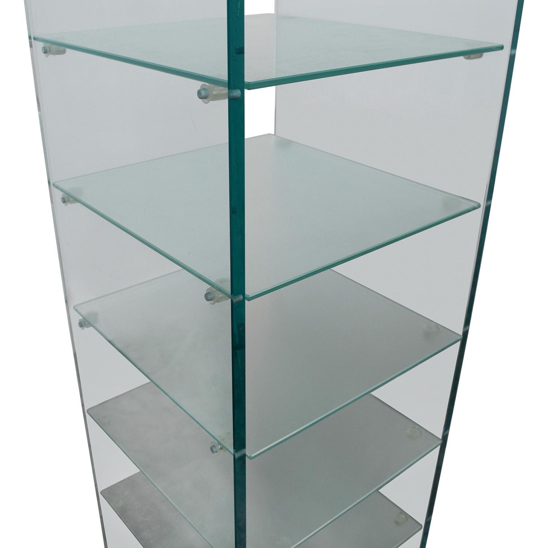 buy DDC Design Post DDC Design Post Glass Storage Tower online