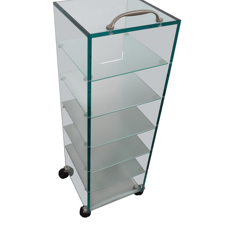 shop DDC Design Post DDC Design Post Glass Storage Tower online