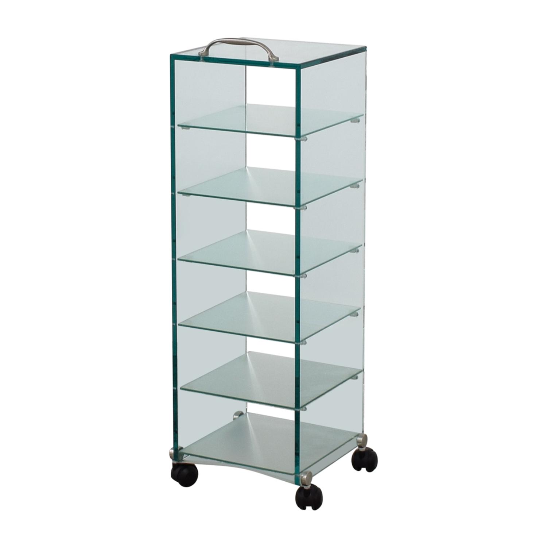 shop DDC Design Post Glass Storage Tower DDC Design Post