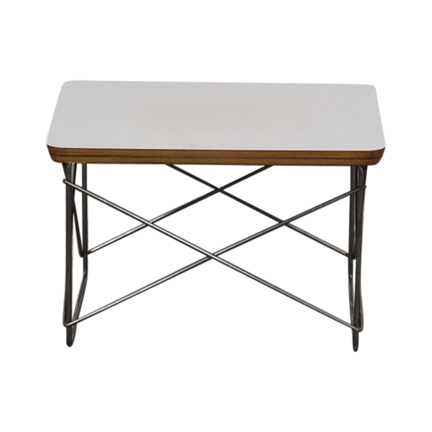 Herman Miller Eames Wire-Base Table Herman Miller