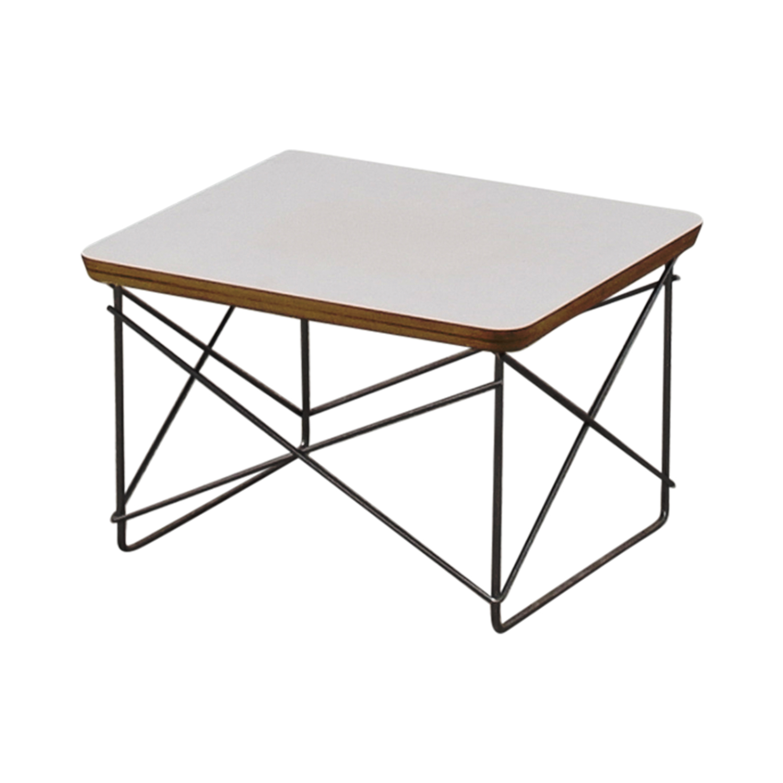 shop Herman Miller Eames Wire-Base Table Herman Miller Tables
