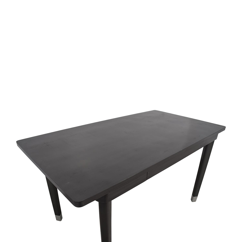 Grey Metal Table nj
