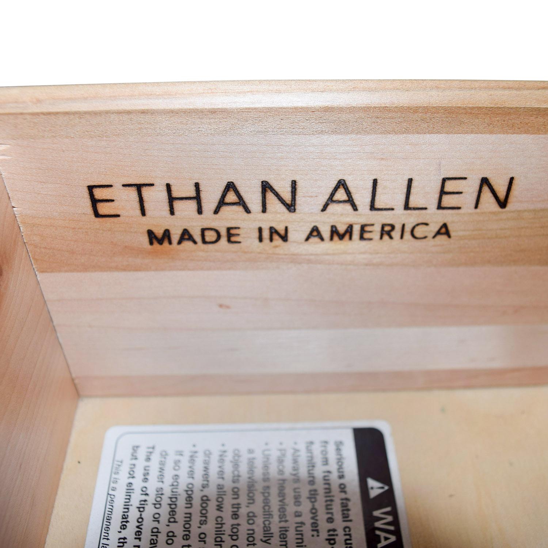 Ethan Allen Ethan Allen Tall Dresser coupon