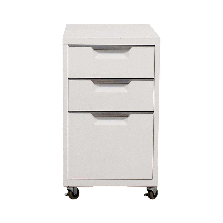 buy CB2 Filing Cabinet CB2 Filing & Bins