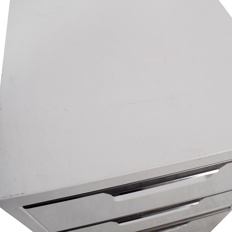 CB2 Filing Cabinet / Filing & Bins