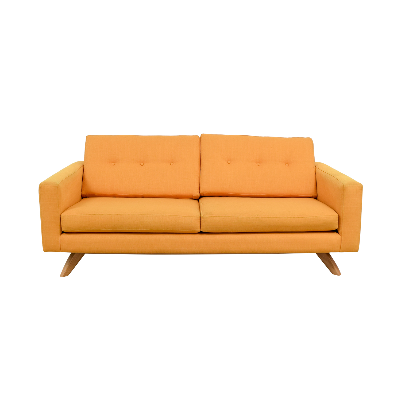 shop True Modern True Modern Luna Mid-Century Citrus Sofa online